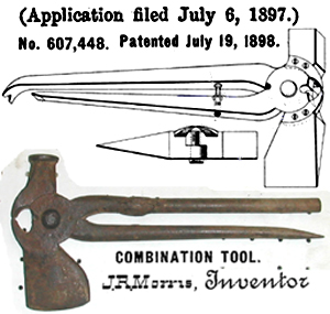Tool to be sold by National Hatchet Company