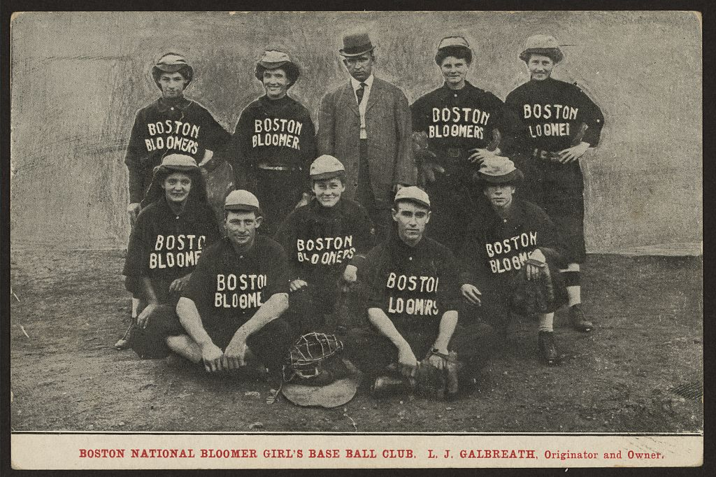 Boston Bloomers baseball team